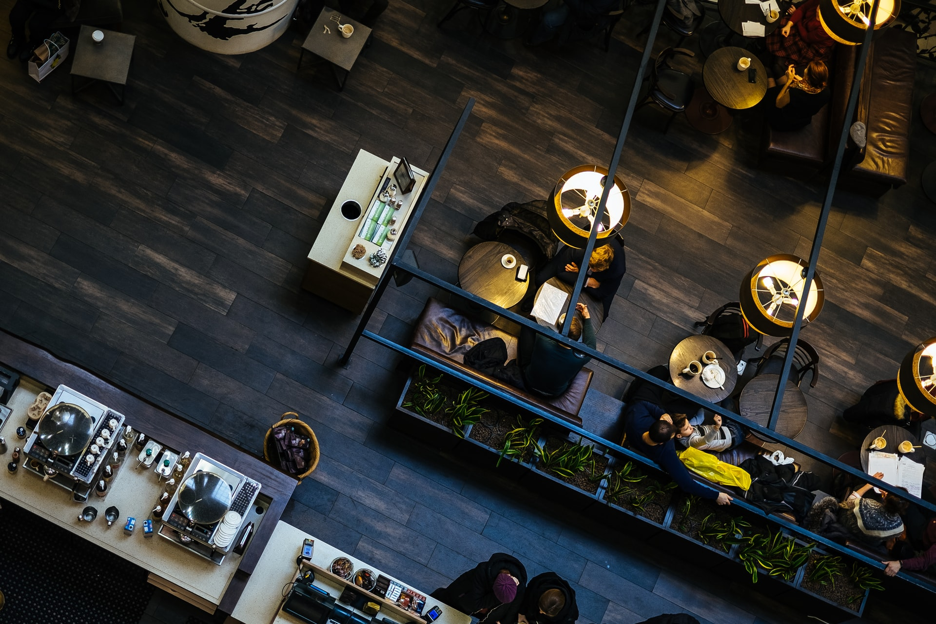 make your restaurant stand out